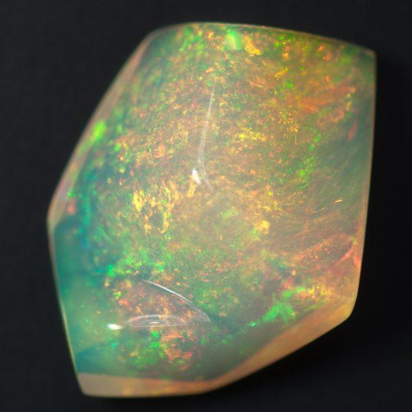 Ethiopian Opal Carving Pinfire