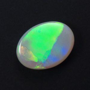 Grey Opal Oval