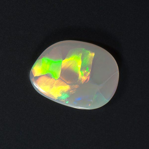 Flat Dome Opal Freeform