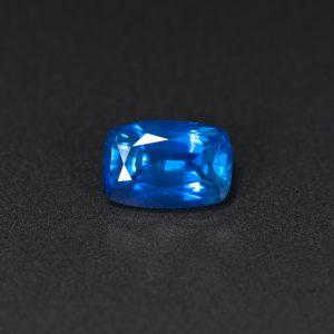 Blue Sapphire Cushion 1.1 ct