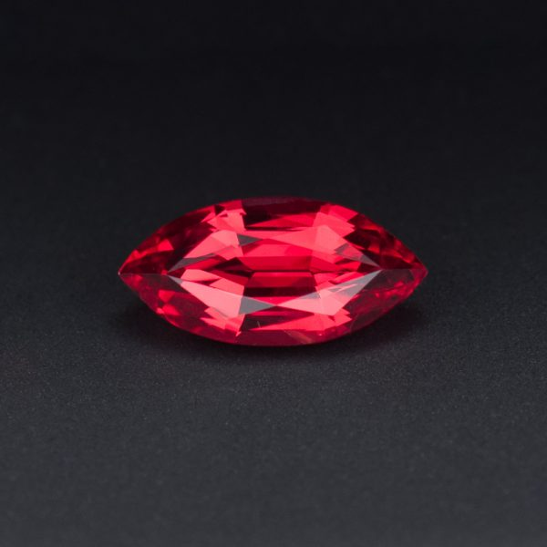 raspberry red spinel 1.54ct