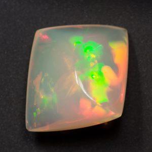 Ethiopian Opal Ying-Yang Carving