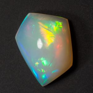 Ethiopian Opal Pentagonal Cabochon 5.8ct