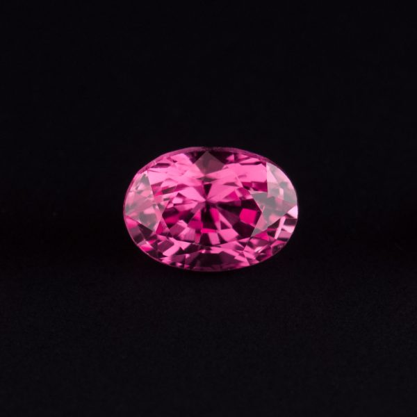 Pink Spinel Oval 0.6ct