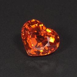 Orange Garnet